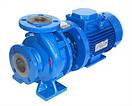 Насос КМ 100-65-250а, КМ100-65-250а відцентровий моноблочний для води, фото 3