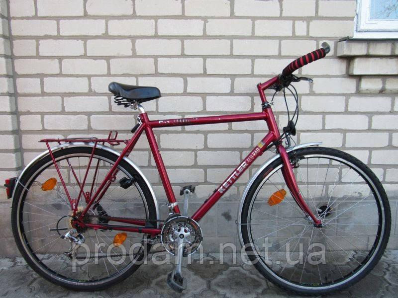 Велосипед Kettler Alu-Rad Travel