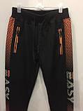 Модные спортивные штаны для мальчика подростка 134 см, фото 2