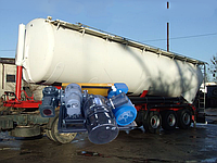 Компрессор для кормовоза, муковоза, цементовоза (ЗАФ51, ЗАФ53, 22ВФ, 23ВФ )