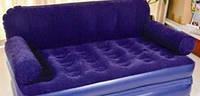 Надувная Софа 5 в 1 велюр, фото 1