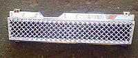 Решетка радиатора ВАЗ 2108 2109 2199 плетенка хром