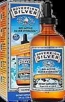 Гель коллоидное серебро с пипеткой, Sovereign Silver, 59 мл