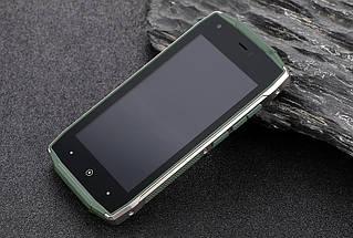 """Servo H6 green 1/8 Gb, 4.5"""""""