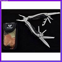 Нож многофункциональный складной для выживания охоты и рыбалки мультитул 509