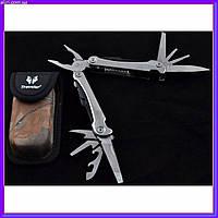Нож многофункциональный складной для выживания охоты и рыбалки мультитул 831