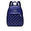 Рюкзак жіночий міський Carla Fausti Синій, фото 2