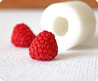 Силиконовый молд на копию натуральной ягоды малины.