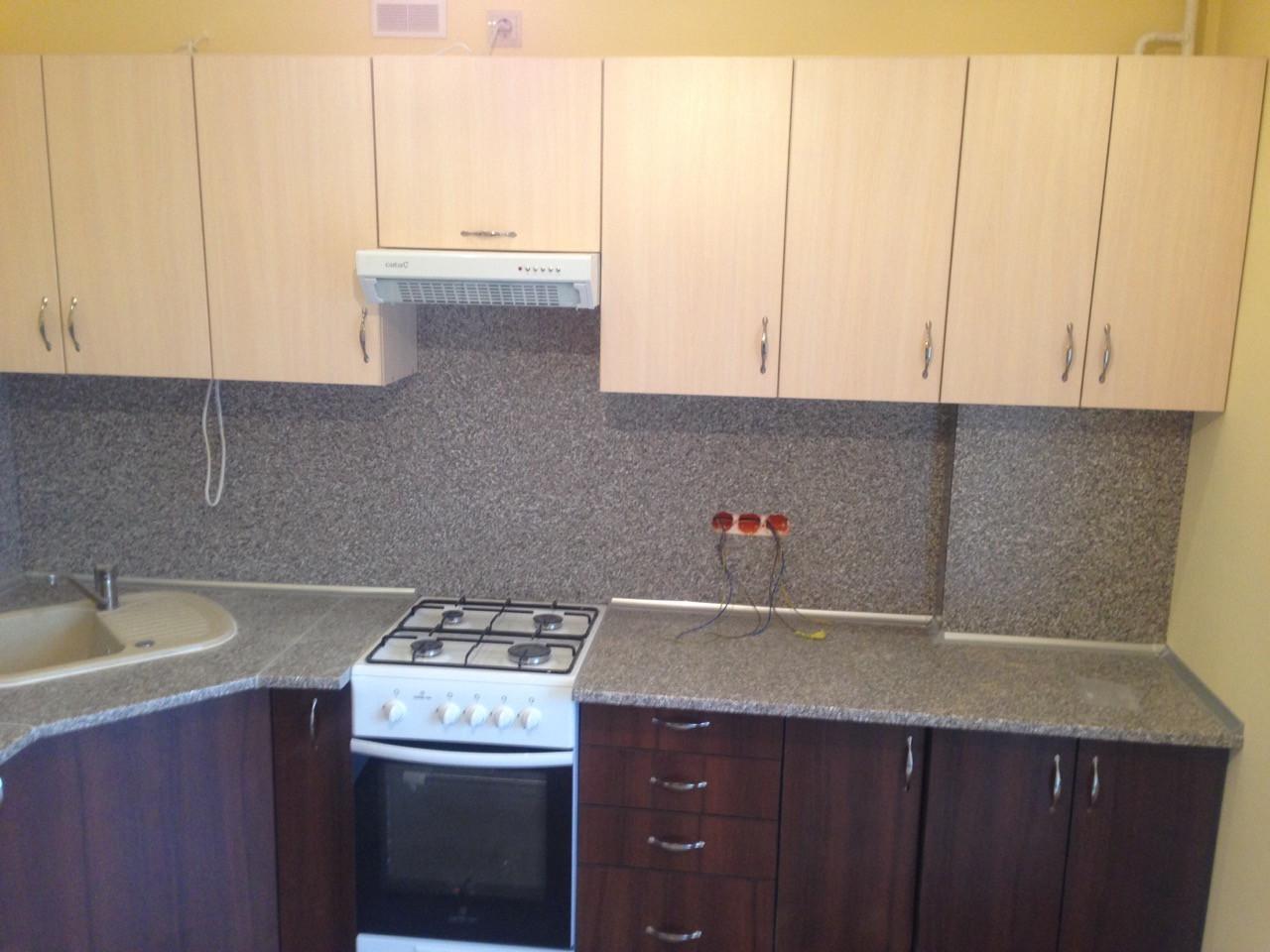 Кухня ДСП ламинированная 117