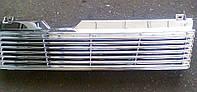Решетка радиатора ВАЗ 2108 2109 2199 хром полосы
