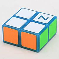 Кубик головоломка Z-cube 2x2x1, голубий пластик, фото 1