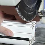Обработка пластика, алюминия