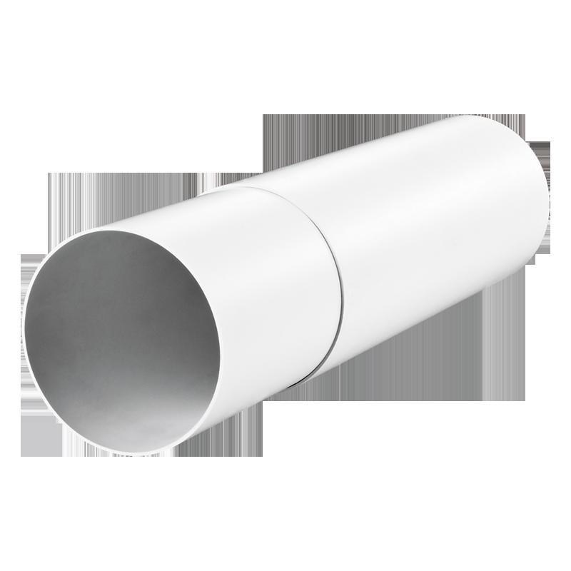 Канал круглый телескопический d100/1,0