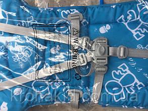 Стульчик для кормления, трансформер 3в1, BAMBI M 1563-1-4 (Синий), фото 3