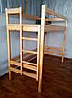 """Детская кровать чердак из массива натурального дерева от производителя """"Макси"""", фото 5"""