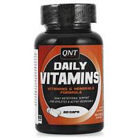 Витаминный комплекс QNT DAILY VITAMINS 60 капсул