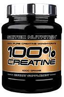 100% Creatine monohydrate. Scitec Nutrition (1000 гр.).Креатин.