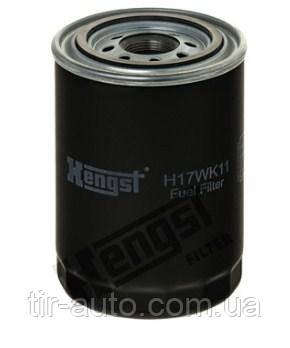 Фильтр топливный SCANIA 4 series ( HENGST ) H17WK11