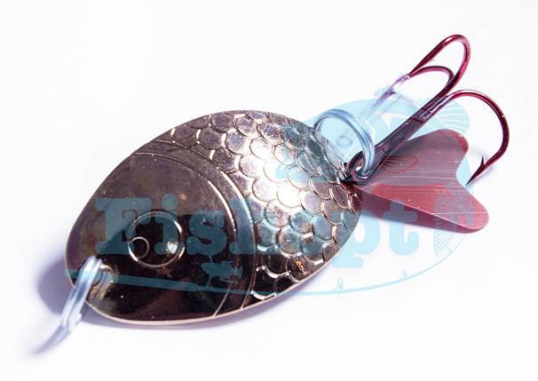 Блесна Spinnex Splake 12g (copper), фото 2