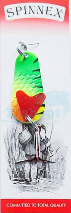 Блесна Spinnex Pike 22g col.034, фото 2