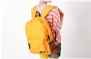 Городской рюкзак. Стильный  рюкзак. Рюкзак унисекс.  Современные рюкзаки.Код: КРСК16