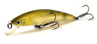 Воблер TSURIBITO MINNOW 60SP цвет 066 длина 60мм. вес 4,0гр. взвешенный, заглубление 0,5 м.