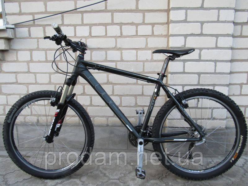 Велосипед Cube LTD (Shimano Deore XT, SLX, Magura)
