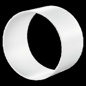 Соединитель круглых гибких каналов d125