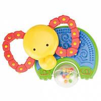 Детская погремушка Слоник с подвижной головой Canpol babies