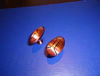 Мебельные ручки медь, фото 1