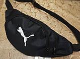 (16*36)Сумка на пояс PUMA/Спортивные барсетки сумка бананка только оптом, фото 2