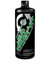 Scitec Nutrition.Liquid Mega-Vit  1000 ml.Витамины,Минералы.