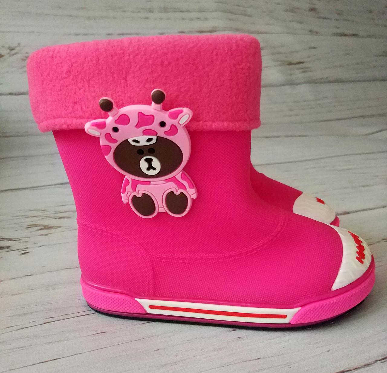 Резиновые сапоги для девочек Class Shoes