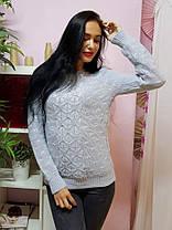 """Свитер-джемпер  женский """"Балтика"""", фото 3"""