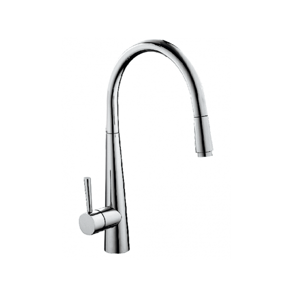Смеситель для мойки с выдвижным носиком Koller Pool Design Plus DS0600