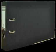 """Регистратор двухсторонний """"ELITE"""" BUROMAX, А3, ширина торца 70 мм, черный"""