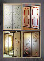 Каталог CRI витражи в шкаф-купе 2х дверный, фото 1
