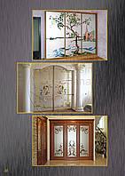 Каталог CRI витражи для шкафа-купе 3х дверные, фото 1