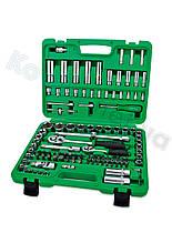Набір ручного(автомобільного) інструменту TOPTUL, 108 одиниць