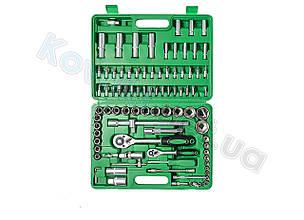 Набір ручного(автомобільного) інструменту INTERTOOL ET-6094SP, 94 одиниці