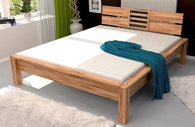 Кровать двуспальная B101 TM Mobler (в подарок тумба)