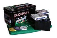 Покерный набор на 200 фишек — Техасский холдем