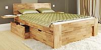 Кровать двуспальная B111 TM Mobler (В подарок тумба)