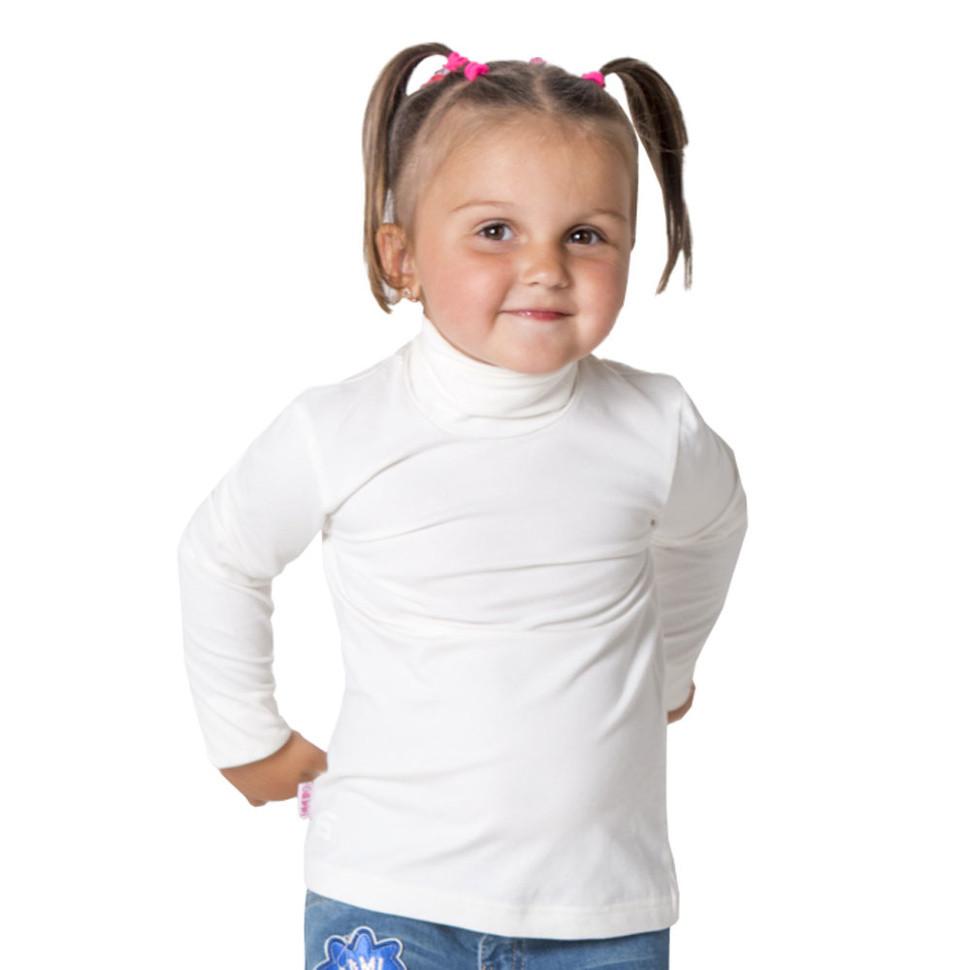 Детский свитер для девочки «Классика минимакси-1»
