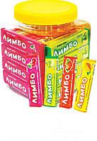 """Жевательная конфета """"Лимбо"""" 40 шт.  жевательная резинка"""