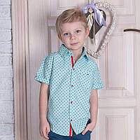 Детская рубашка для мальчика RB-1