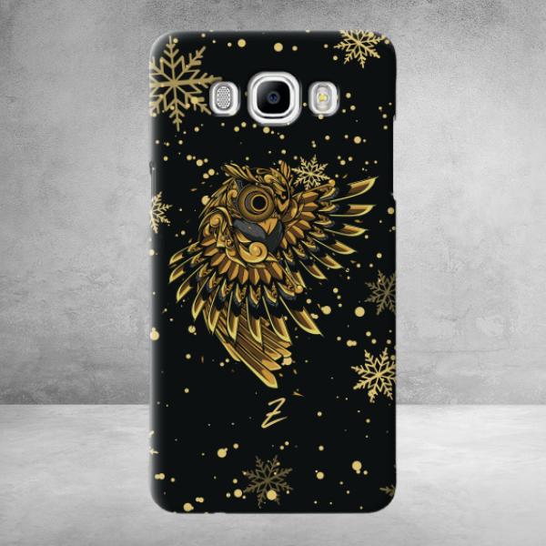 Чехол для Samsung Galaxy j5 2016 Gold Sova