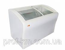 Ларь морозильный EWT INOX CF378SС (БН)