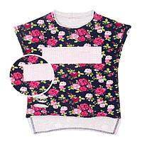 Детская футболка для девочки «Розы»