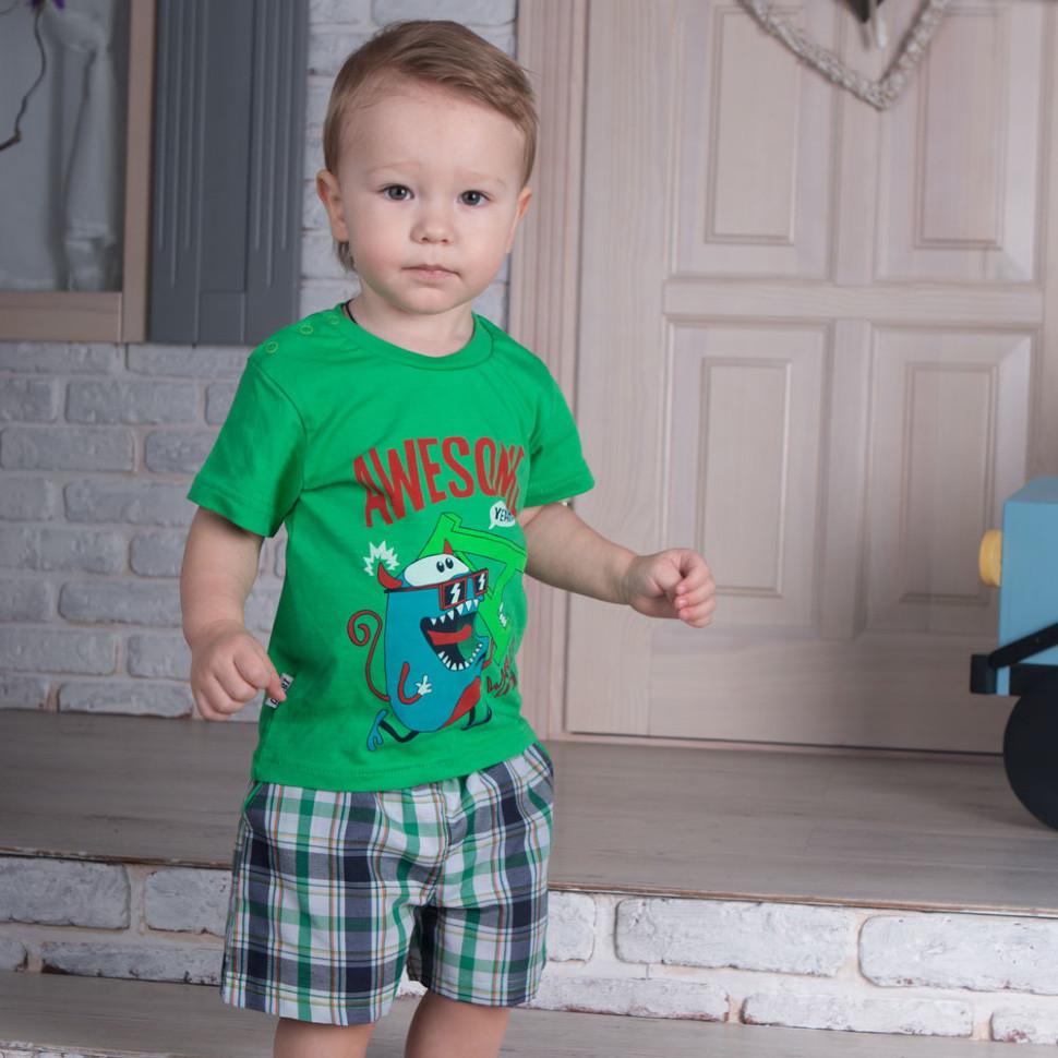Детский костюм для мальчика «Супер бой»